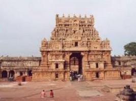 Temple Inde construit avec le Vastu shastra